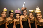 Stage Challenge 2016 Table headpieces